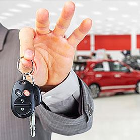 Wypożyczanie samochodów