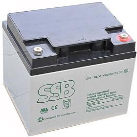 Akumulator SBL żelowy 12V/40Ah