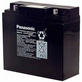 Akumulator PANASONIC 12V/20Ah LC-X1220P