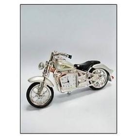 Motocykl z zegarkiem 210-6017
