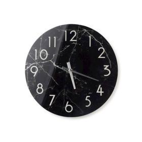 Zegar szklany 30x4 cm