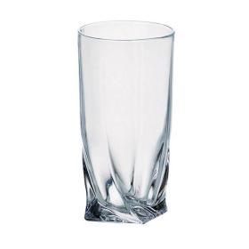 Komplet szklanek Quadro 350ml Bohemia