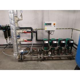 Montaż stacji uzdatniania wody Aqualine systemy uzdatniania wody