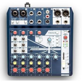 Soundcraft Notepad 8FX - mikser