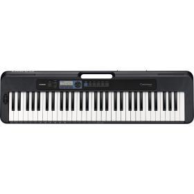 Casio CT-S300 - Keyboard z Dynamiczną Klawiaturą