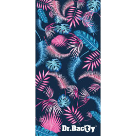 Szybkoschnący ręcznik treningowy Dr.Bacty L Exotic