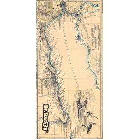 Szybkoschnący ręcznik treningowy Dr.Bacty - Mapa