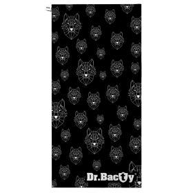 Szybkoschnący ręcznik treningowy Dr.Bacty - Wilki