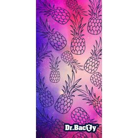 Szybkoschnący ręcznik treningowy Dr.Bacty XL Ananas