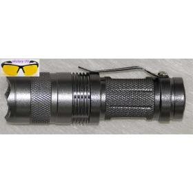 Latarka UV LED CREE 3W 395nm