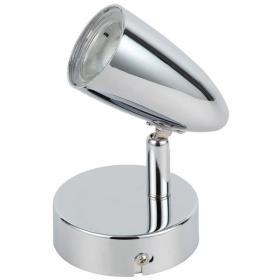 LIBERTY LAMPA KINKIET 1X4W LED CHROM