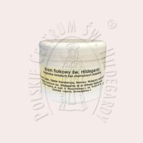 Krem fiołkowy św. Hildegardy 40 g