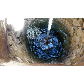 Wiercenie Geolog Studnia głębinowa
