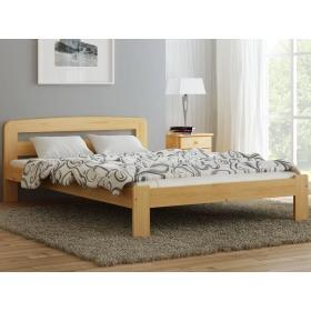 Łóżko drewniane SARA 140x200 - 4 kolory!