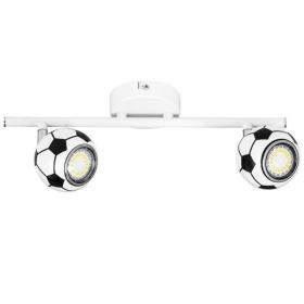 Lampa listwa piłka 2pkt PLAY 38cm Spot Light 2400204