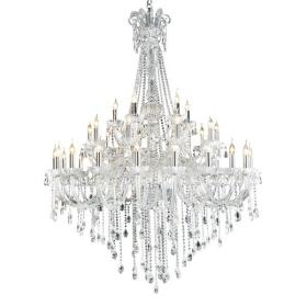 Lampa wisząca kryształowa QUEEN 35pkt