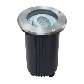 Lampa najazdowa do podświetlania budynków MIX 5725 C | stalowy