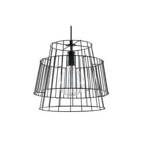 Lampa wisząca GATE, czarna stal, SL.0663