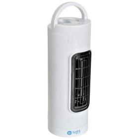 """Wentylator stołowy EKO-LIGHT 14"""" Tower Biały EKW573"""