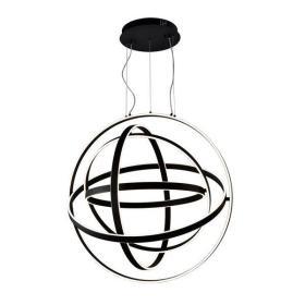 Nowoczesna lampa wisząca COPERNICUS BLACK 260W LED ML6151