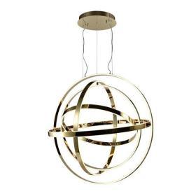 Nowoczesna lampa wisząca COPERNICUS GOLD 260W LED ML6148