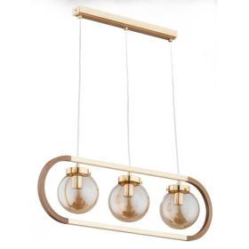Nowoczesna lampa wisząca RINO OP. 3 PŁ