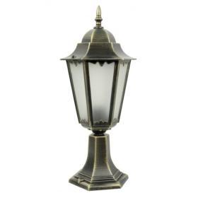 Lampa zewnętrzna kinkiet Retro Classic II K 4011/1 H | mosiądz