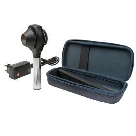 Dermatoskop Heine NC2 z ładowarką E4-USB, walizeczka
