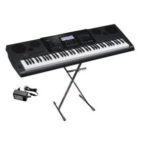 Casio WK-7600 - keyboard + zasilacz i statyw - Raty 10x0%!