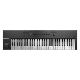 Native Instruments KOMPLETE KONTROL A61 - klawiatura sterująca - ☎ NEGOCJUJ CENĘ TEL 32 729 97 17 ☎