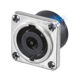 Neutrik NLT8MP - Speakon Panel-Mount Connector 8 Pin male, nickel-plated - ☎ NEGOCJUJ CENĘ TEL 32 729 97 17 ☎