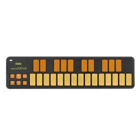 KORG NANOKEY 2 ORGR SERIA LIMITOWANA - KONTROLER MIDI USB - ☎ NEGOCJUJ CENĘ TEL 32 729 97 17 ☎