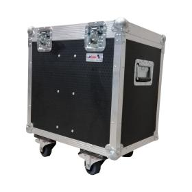 Lighting Center Briteq BT-METEOR - case na kółkach na 2 głowy ruchome B-STOCK - ☎ NEGOCJUJ CENĘ TEL 32 729 97 17 ☎