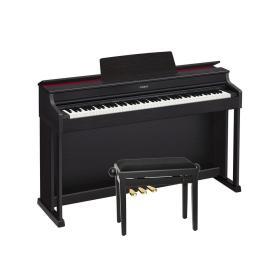 Casio AP-470 - pianino cyfrowe + ława - Raty 10x0%!