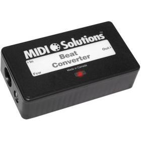 MIDI Solutions- Beat Converter - ☎ NEGOCJUJ CENĘ TEL 32 729 97 17 ☎