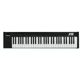 MIDIPLUS- X6 II BLACK - klawiatura sterująca - ☎ NEGOCJUJ CENĘ TEL 32 729 97 17 ☎