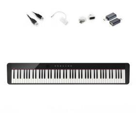 CASIO PX-S1000 - pianino cyfrowe + adaptery do iOS / Android do Chordana Play - Raty 10x0%!