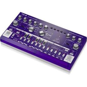 Behringer TD-3-GP Syntezator linii basowej fioletowy - ☎ NEGOCJUJ CENĘ TEL 32 729 97 17 ☎