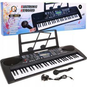 Keyboard Mq-6159UFB z wejściem USB i Bluetooth - ☎ NEGOCJUJ CENĘ TEL 32 729 97 17 ☎