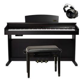 Artesia DP-10e RW - pianino cyfrowe + ława + słuchawki - ☎ NEGOCJUJ CENĘ TEL 32 729 97 17 ☎