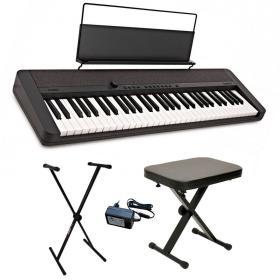 Casio CT-S1 - keyboard + ława + pulpit - Raty 10x0%!
