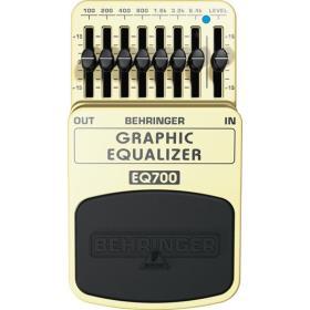 Behringer GRAPHIC EQUALIZER EQ700 - efekt gitarowy / klawiszowy - ☎ NEGOCJUJ CENĘ TEL 32 729 97 17 ☎
