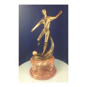 Statuetka odlewana PIŁKA NOŻNA FSD429DBU
