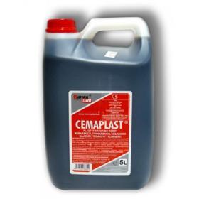 CEMAPLAST- Plastyikator do Betonu,zamiast wapna-5L