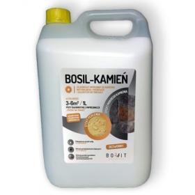 BOSIL - KAMIEŃ - SILIKONOWY IMPREGNAT DO KAMIENIA - 5L