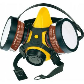 Maska ZESTAW SECURA lakiernik silikon lakiernika