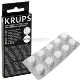 Tabletki czyszczące ekspres Krups XS3000 oryginał