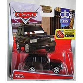 Cars Auta skala 1:55 Gearett Taylor Disney Mattel