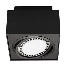 20074 Bk Boxy Cl 1 Spot Czarny/Black