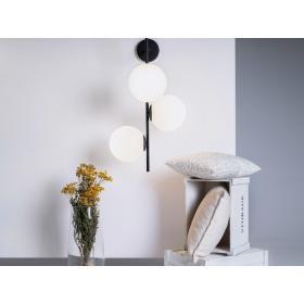 Lampa ścienna BOBLER 1connect - czarna